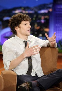 Jesse Eisenberg - best image in biography.