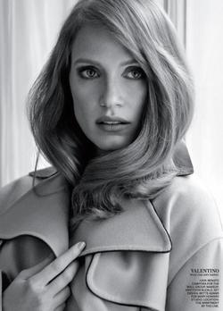Jessica Chastain - best image in biography.