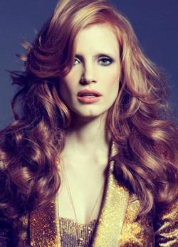 Jessica Chastain - best image in filmography.