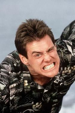 Jim Carrey - best image in filmography.