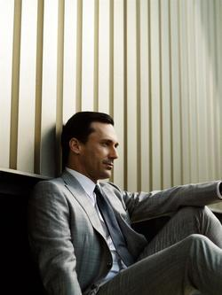 Jon Hamm - best image in filmography.