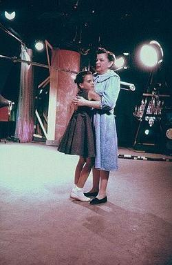 Judy Garland - best image in filmography.
