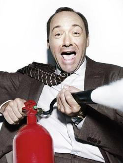 Kevin Spacey - best image in filmography.