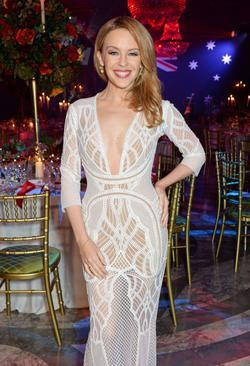 Kylie Minogue - best image in biography.