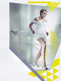 Kylie Minogue - best image in filmography.