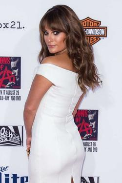 Lea Michele - best image in biography.
