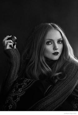 Lily Cole - best image in filmography.