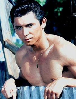 Lou Diamond Phillips - best image in filmography.