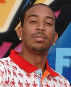 Ludacris - best image in filmography.