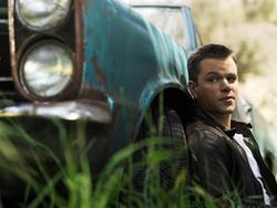 Matt Damon - best image in filmography.