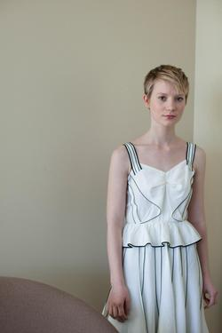 Mia Wasikowska - best image in filmography.
