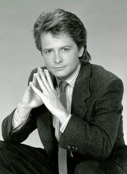Michael J. Fox - best image in biography.