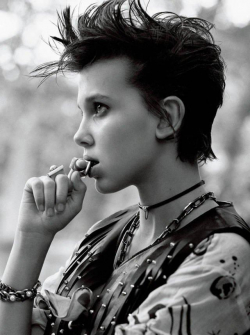 Millie Bobby Brown - best image in filmography.