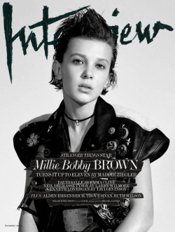 Millie Bobby Brown - best image in biography.