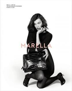 Milla Jovovich - best image in biography.
