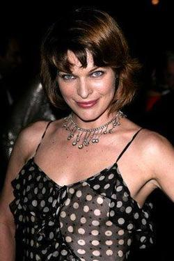 Milla Jovovich - best image in filmography.