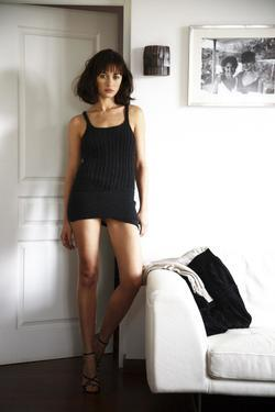 Olga Kurylenko - best image in filmography.
