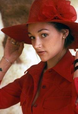 Olivia Hussey - best image in filmography.