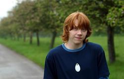 Rupert Grint - best image in biography.