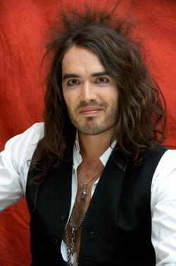 Russell Brand - best image in filmography.