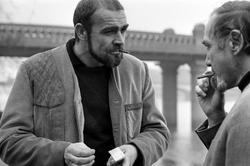 Sean Connery - best image in filmography.