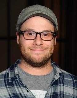 Seth Rogen - best image in filmography.