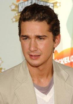 Shia LaBeouf - best image in filmography.