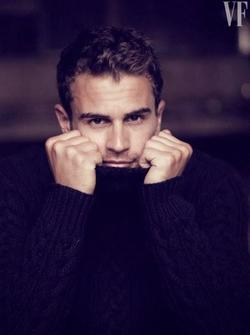 Theo James - best image in filmography.