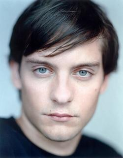 Tobey Maguire - best image in filmography.