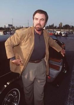 Tom Selleck - best image in filmography.