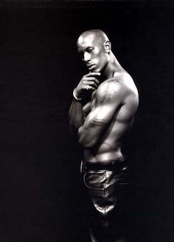 Tyrese Gibson - best image in filmography.