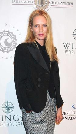 Uma Thurman - best image in biography.