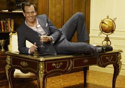 Will Arnett - best image in filmography.