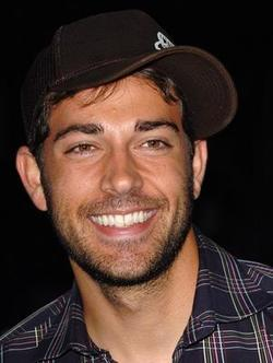Zachary Levi - best image in filmography.