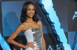Zoe Saldana - best image in biography.