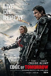 Edge of Tomorrow images, cast and synopsis.
