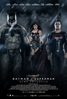 Batman v Superman: Dawn of Justice images, cast and synopsis.