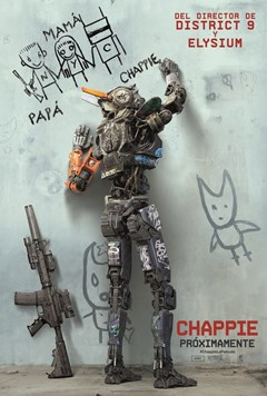 Chappie images, cast and synopsis.