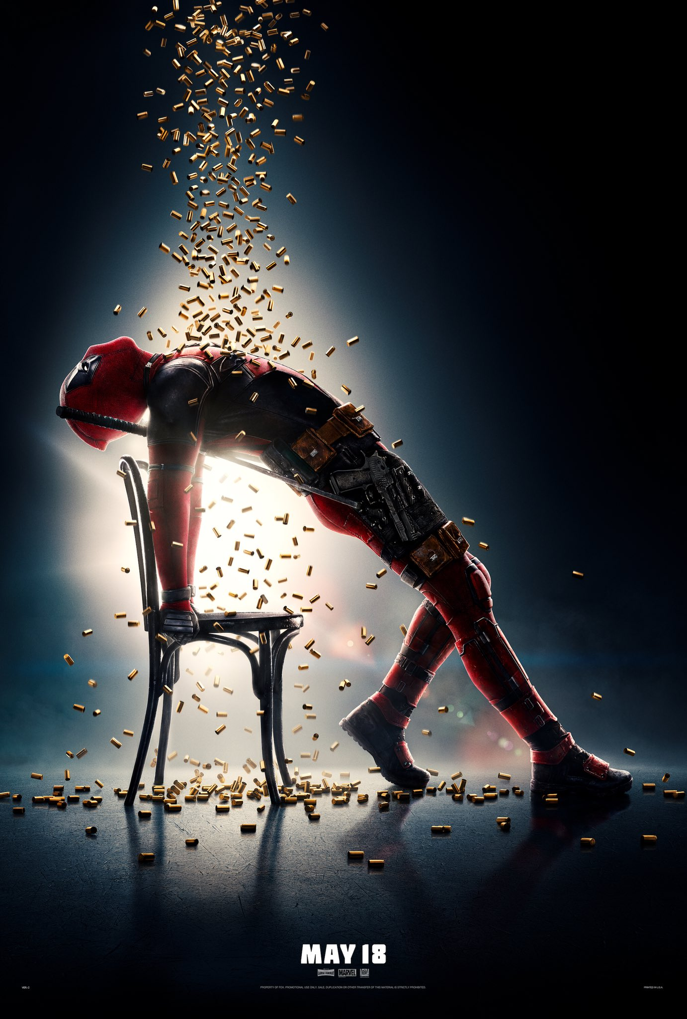 Deadpool 2 images, cast and synopsis.