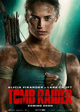 Tomb Raider images, cast and synopsis.
