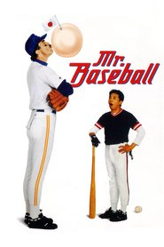 Mr. Baseball movie in Ken Takakura filmography.