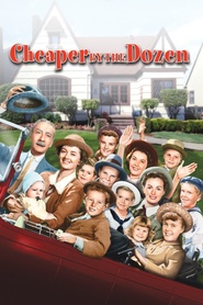 Cheaper by the Dozen movie in Edgar Buchanan filmography.