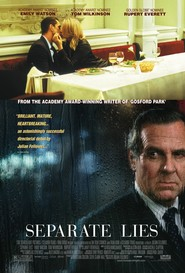 Separate Lies movie in Tom Wilkinson filmography.