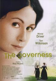 The Governess movie in Tom Wilkinson filmography.