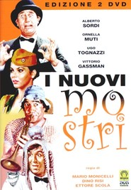 I nuovi mostri movie in Alberto Sordi filmography.