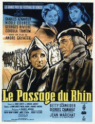 Le passage du Rhin movie in Charles Aznavour filmography.
