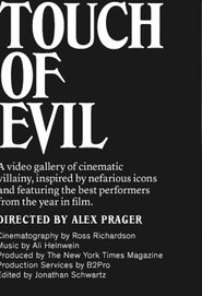 Touch of Evil movie in Jessica Chastain filmography.