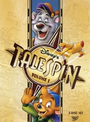 TaleSpin movie in Jim Cummings filmography.
