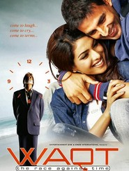 Waqt: The Race Against Time movie in Shefali Shetty filmography.