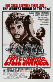 The Cycle Savages movie in Bruce Dern filmography.